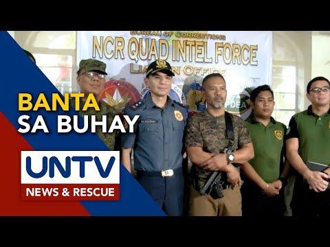 [UNTV]  Bagong BuCor chief Gerald Bantag, may banta na sa buhay