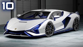 Top 10 Most Expensive and Rare LAMBORGHINI all of time