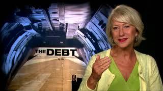 Helen Mirren, The Debt, 2010