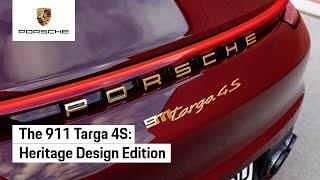 YouTube Video 5vCHjYhNVK0 for Product Porsche 911 Targa 4 & Targa 4S (8th gen, 992) by Company Porsche in Industry Cars