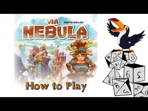 Via Nebula How to play