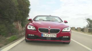 2015 BMW 650i Convertible - In Motion