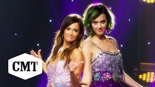 """Katy Perry & Kacey Musgraves Perform """"Here You Come Again""""   CMT Crossroads"""