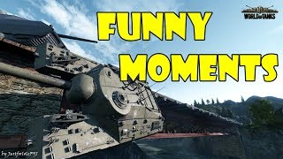 World of Tanks - Funny Moments | Best of March 2018! (Week 2)