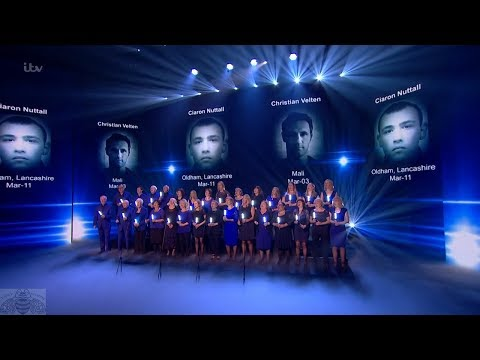 Britain's Got Talent 2017 Live Semi-Finals Missing People Choir Full S11E16