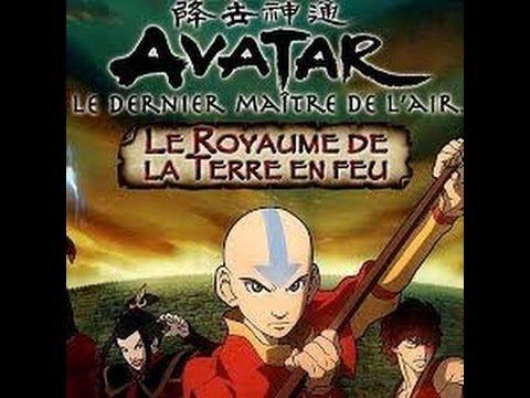 Avatar : Le Dernier Ma�tre de l'Air : Le Royaume de la Terre en Feu GBA