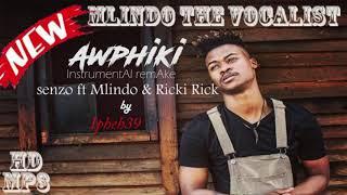 Senzo Ft Mlindo, Ricky Rick   Awuphiki
