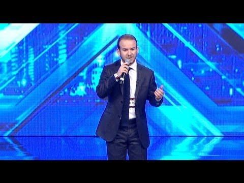 Cumali Özkaya Performansı – X Factor Star Işığı