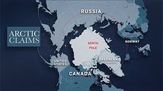 Arctic claims: What country has rights to the North Pole?