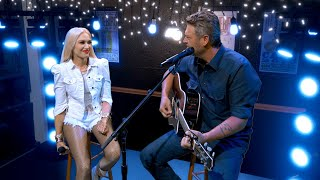 ACMs 2020: Blake Shelton and Gwen Stefani GIVE US ALL THE FEELS During Happy Anywhere Performance