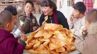 1kg potato, this is the children's favorite, rush to eat at the table! Crispy and fragrant!