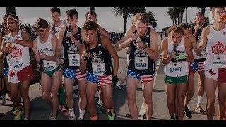 2016 World Beer Mile Classic Open Heat 5