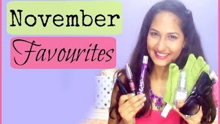 Image for video on November Favorites 2015 | Beauty & Non Beauty | Deepika Elleedu by The Confession Closet