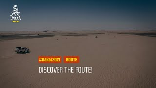 Dakar2021 - Discover the route !