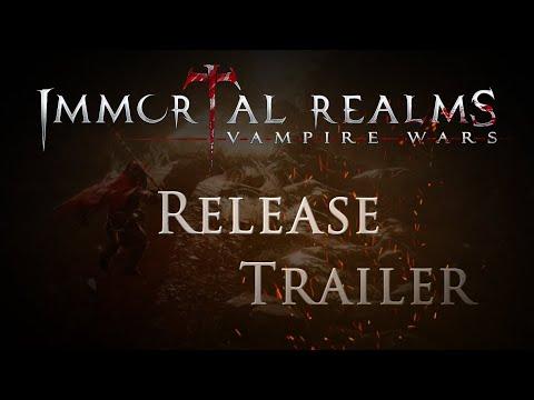 Trailer de Immortal Realms Vampire Wars