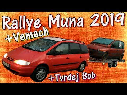Event-VLOG #94 - Rallye Muna V. 2019 + Vemach, Tvrdej Bob