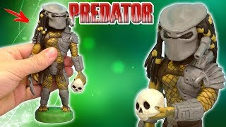 ЛЕПИМ ХИЩНИКА - THE PREDATOR 2018 | CLAY TUTORIAL