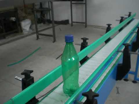 820 Series Thermoplastic Straight Running Slat Chains