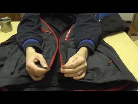 Recensione Giacca Trekking Decathlon Quechua Rainwarm 500 tre in uno