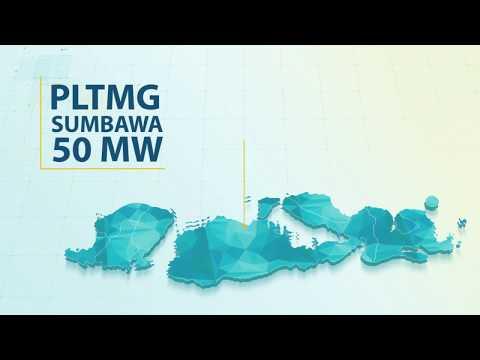 Groundbreaking PLTMG Nusra dan Peresmian PLTU Lombok
