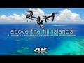 """""""Above the Fiji Islands"""" Aerial Nature Relaxation™ 4K UHD Ambient Film w/ Music for Stress Relief"""