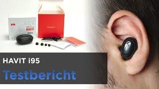 HAVIT i95 - Bluetooth-Kopfhörer mit Ladebox