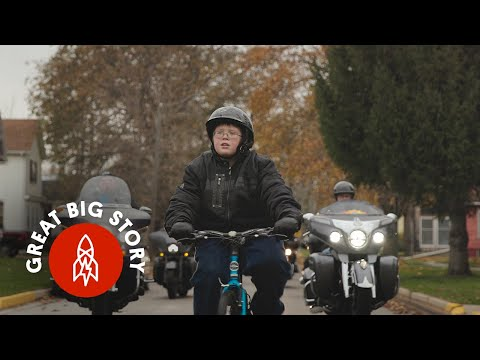 Meet the Bikers Fighting Bullies