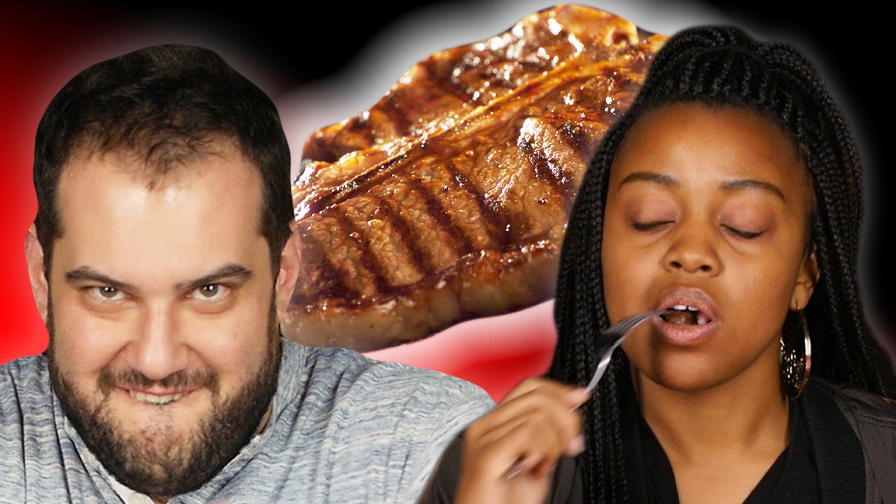 People Guess Cheap Vs. Expensive Steaks thumbnail