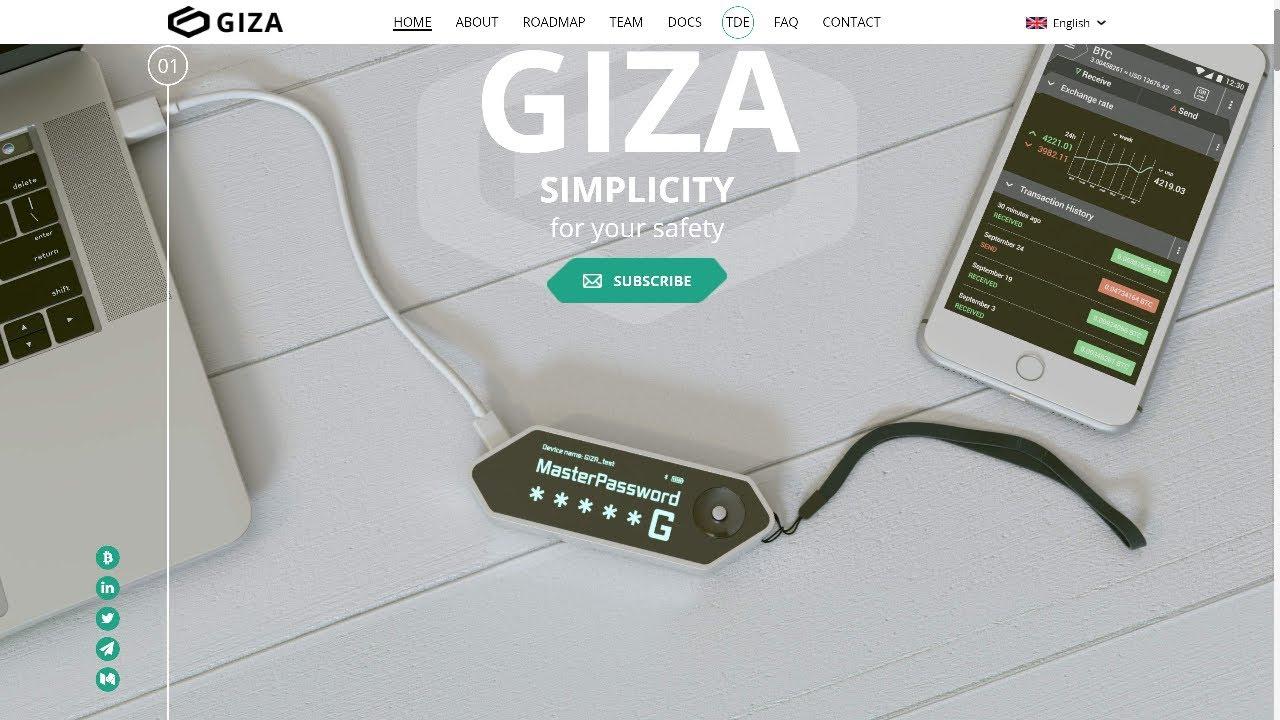 Giza Device