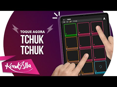 MC THD part. MC Gui - Tchuk Tchuk | KondZilla SUPER PADS - KIT DANADA