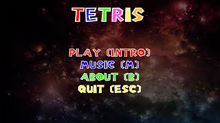 Tetris in C