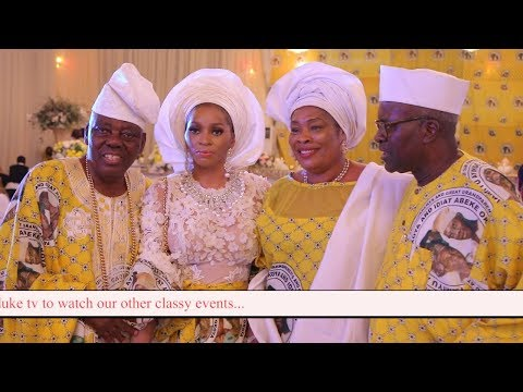 Chief Rasaq Okoya Parent's Remembrance Party, Lecture Give by  Imam Sulaimon Oluwatoyin