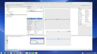 Creating First Java Swing GUI Application with IntelliJ IDEA IDE