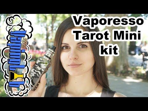 Обзор стартового набора Vaporesso Tarot Mini