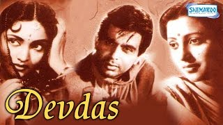 Devdas 1955  Hindi Full Movie  Dilip Kumar  Vyjayanthimala  Suchitra Sen
