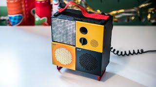 IKEA FREKVENS 10x20 - sound demo [3D binaural audio]