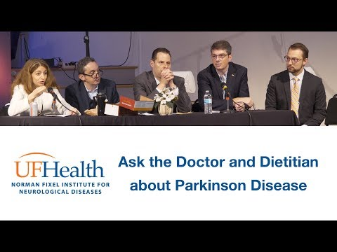 Download Ask the Doctors and Dietitian about Parkinson Disease - UF Parkinson Educational Symposium 2019 Mp4 HD Video and MP3
