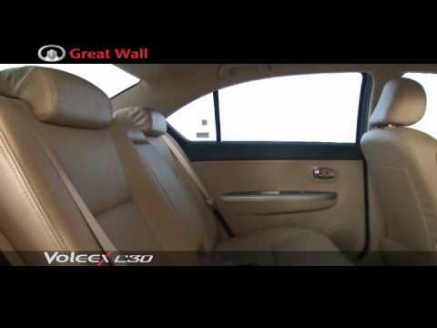 Great Wall Voleex C30: Confort que sorprende