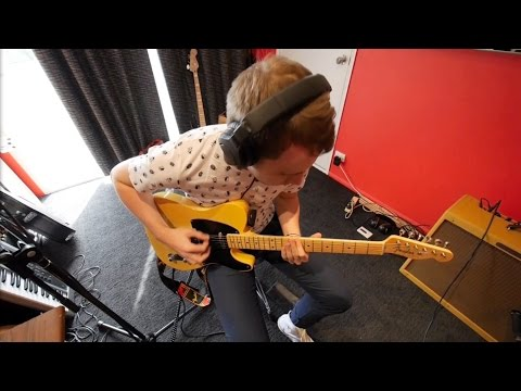 We Turn Red (Cover by Carvel) - Red Hot Chili Peppers
