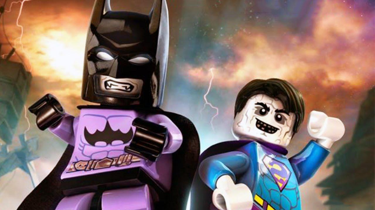 LEGO Batman 3 – Bizarro DLC Launch Trailer (PS4 / Xbox One) #VideoJuegos #Consolas