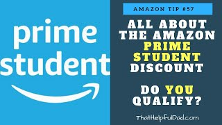 Amazon Prime Student Discount - Do YOU Qualify, how much can you save, FAQ's, and more.