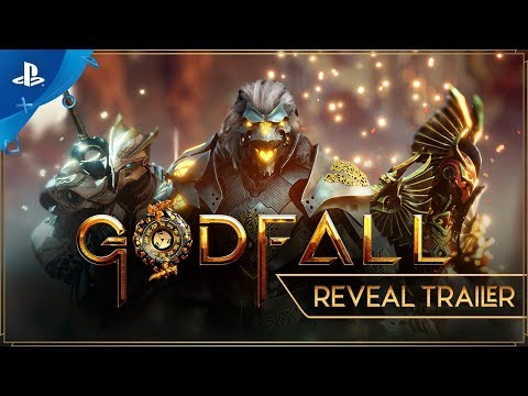 Godfall Announced for PlayStation 5, Bringing Looter-Slasher Action to Next Gen