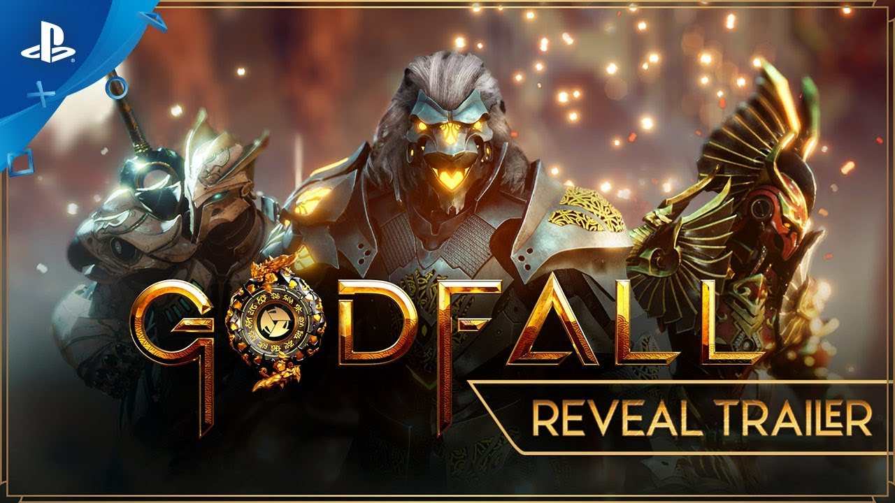 Godfall Announced for PS5, PC