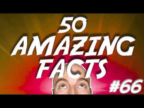 50 AMAZING Facts to Blow Your Mind! #66
