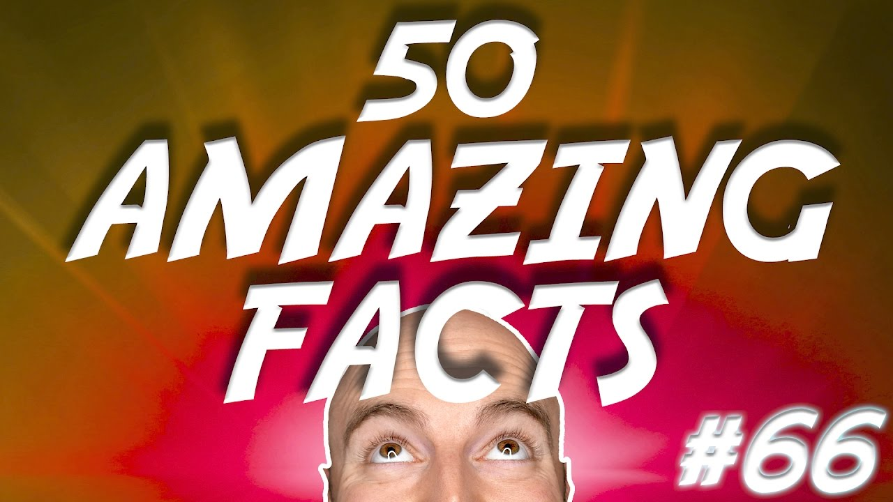 50 AMAZING Facts to Blow Your Mind! #66 thumbnail