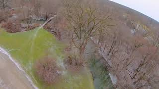 FPV Quad GoPro Footage + Crash