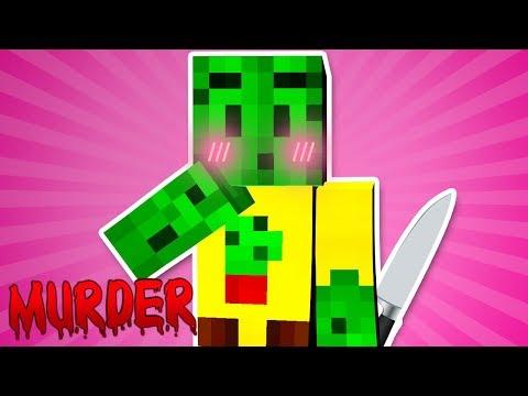 FRED, KAWAII PORÉM UM POUCO PERIGOSO! 😅 - Minecraft Murder Mystery