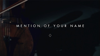 Mention of Your Name  -  Brian  Jenn Johnson | After All These Years
