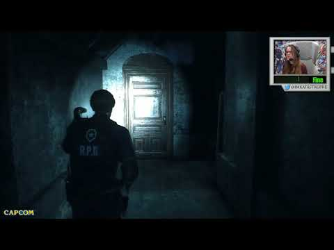 PS4 Pro Gameplay Part 2 de Resident Evil 2