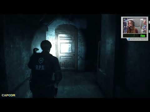 PS4 Pro Gameplay Part 2 de Resident Evil 2 (2019)